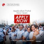 The Tony Elumelu Foundation Entrepreneurship Programme Now Opens