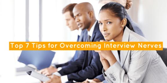 Interview nerves
