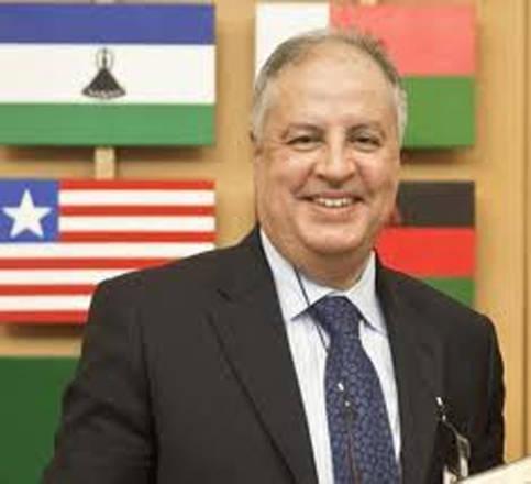 Morocco's Ambassador Hassan Abouyoub