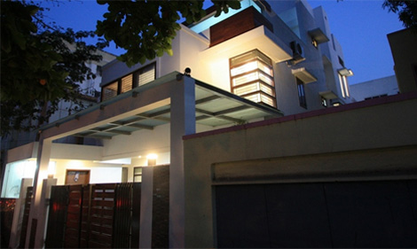 Ansari Architects Chennai High End Residential Homes and