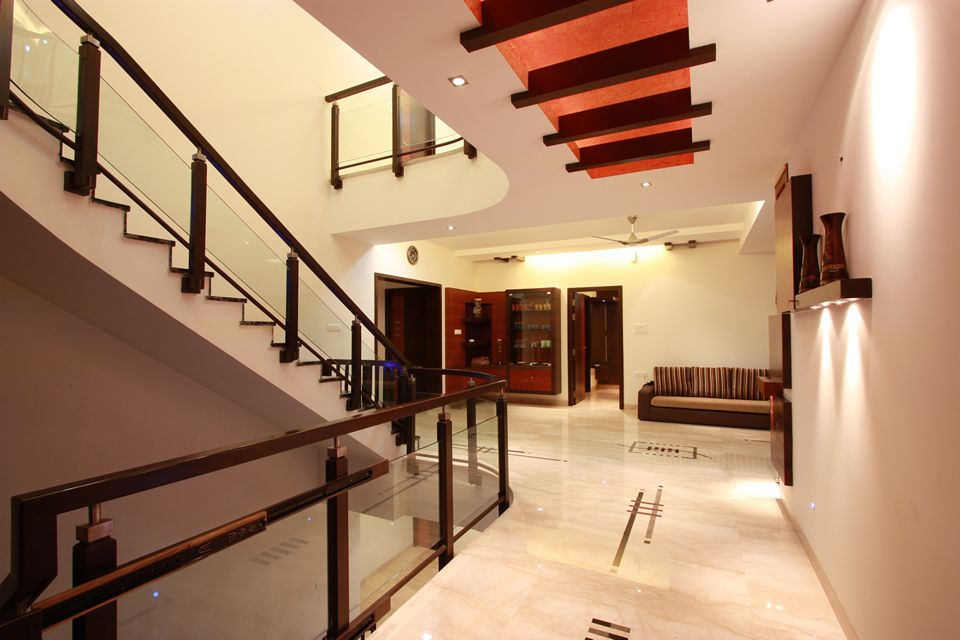 The Passage House Sait Colony Egmore Chennai Designed by Ansari Architects and Interior