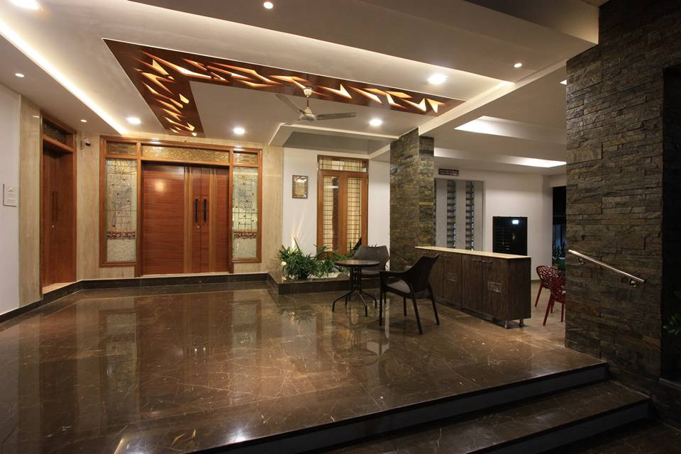 simple false ceiling designs for living room in india zero gravity chair sikali residence designed by ansari architects chennai ...