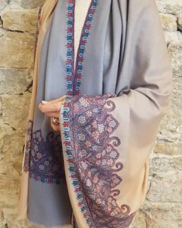 Châle Pashmina «Jaisalmer»