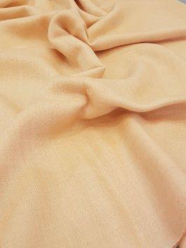 Pashmina Orange Blush – Étole 70×190 cm
