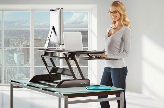 Is a standing desk right for people with scoliosis?