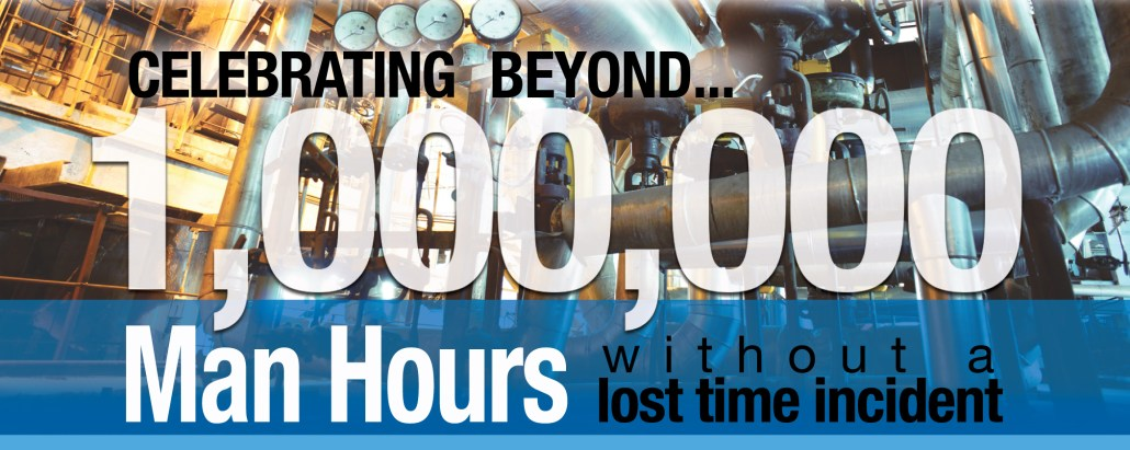 Beyond One Million Man Hours Ansa Technologies Ltd