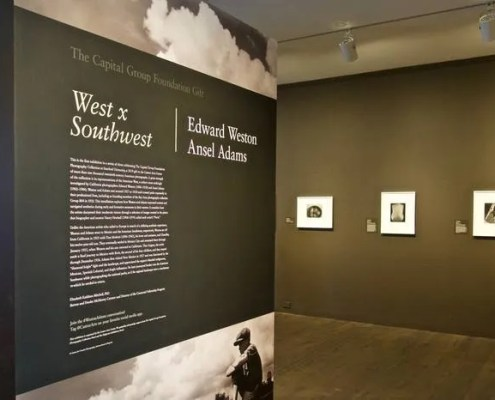 Ansel Adams and Edward Weston Exhibit at Cantor Art Museum