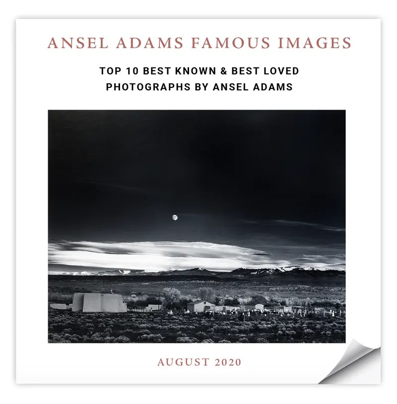 Ansel Adams Famous Images