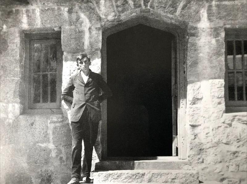 Ansel Adams as Custodian of the Sierra Club's LeConte Memorial Lodge