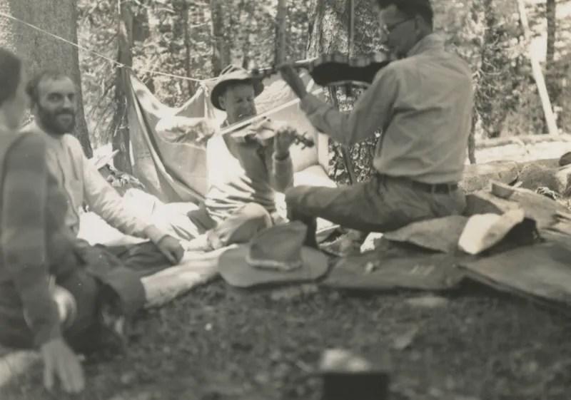 Ansel Adams, Cedric Wright and Friends