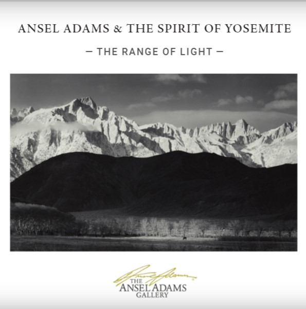 Ansel Adams & The Range of Range