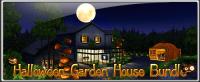 HORRIFIC ROMANCE IN HALLOWEEN GARDEN HOUSE BUNDLE - Anshex ...