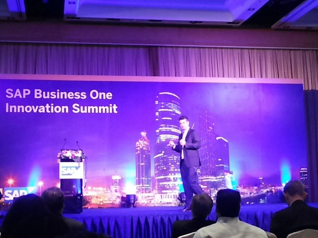 SAP Business One Innovation Summit 2017 003