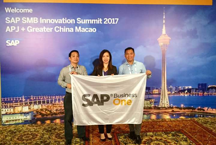 SAP Business One Innovation Summit 2017 001