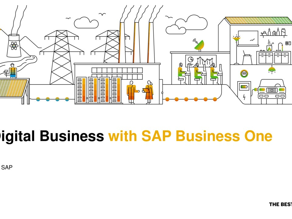 Digital Business with SAP