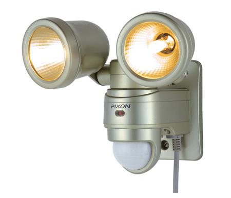 PIXON(ピクソン) 多機能型センサーライト PZ-820