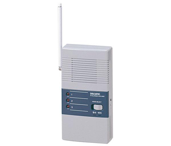 防犯受信警鳴部・主装置 SHA-500Z