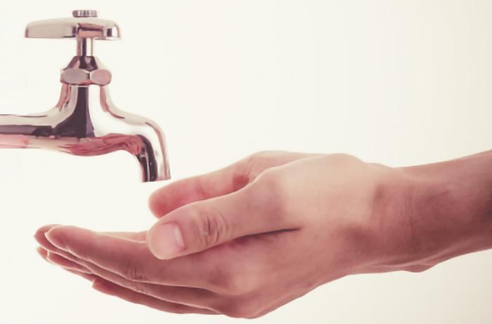 断水時の衛生管理