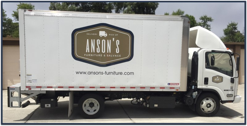 Furniture Delivery near Pleasanton CA