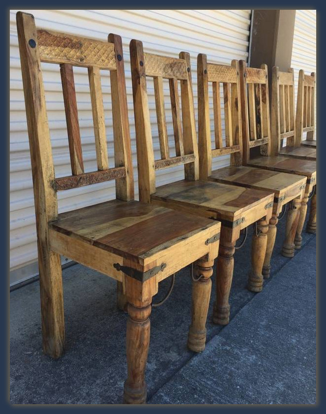 Mission Style Chairs Oakland CA