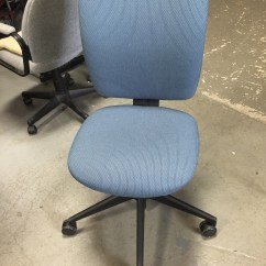Steelcase Reply Chair Review Swivel Slipcover Hon Task Blue Anso Office Furniture