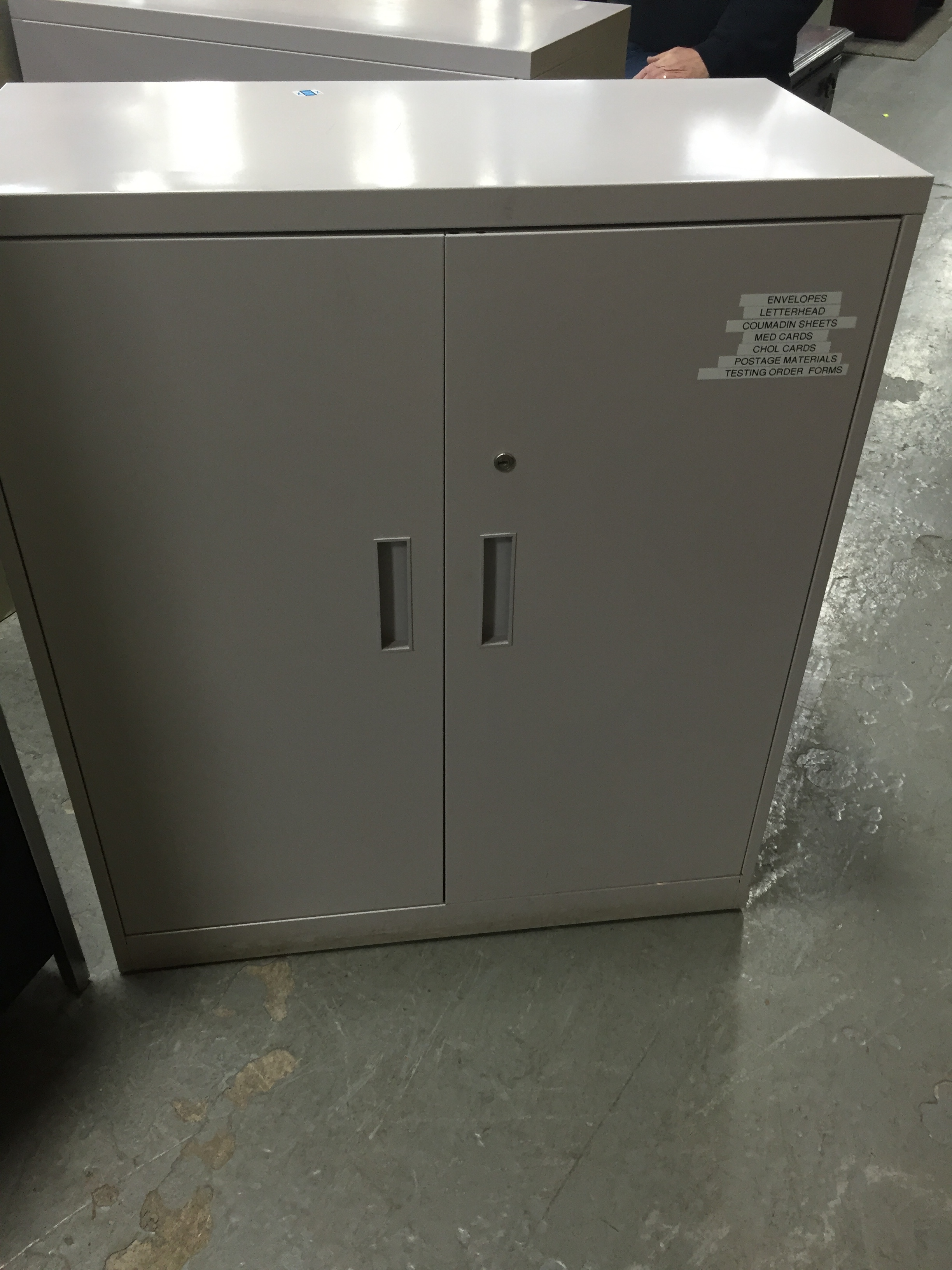 Storage Cabinet 42 high  Anso Office Furniture