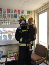 Do you recognise our firefighter?