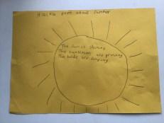 Olivia C's haiku