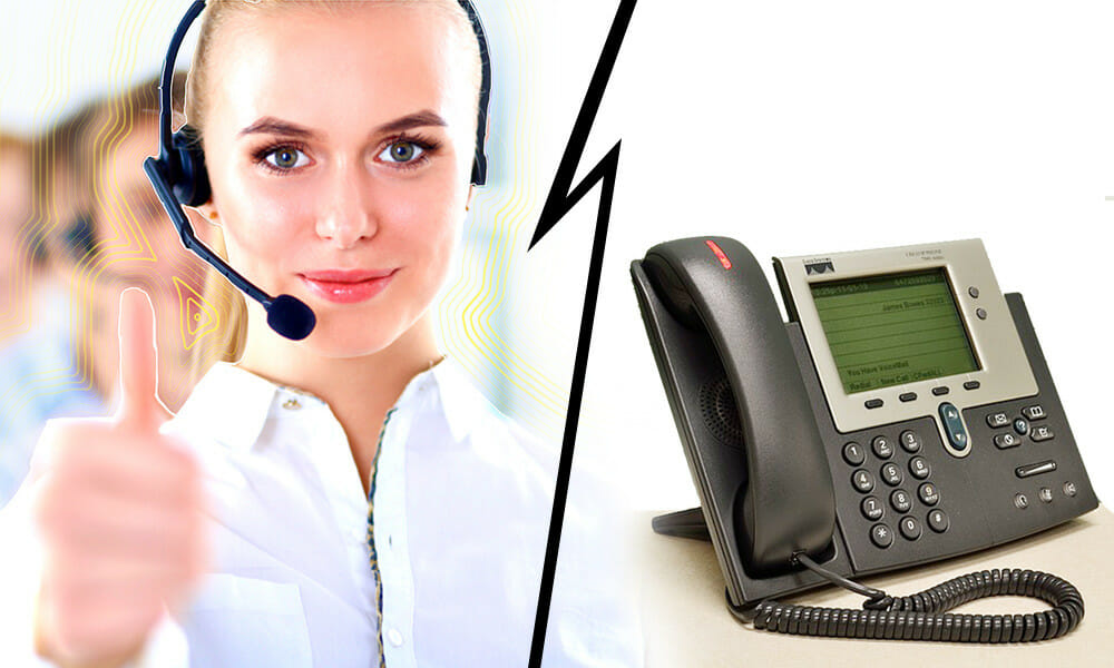 Live Answering Service Versus Voicemail