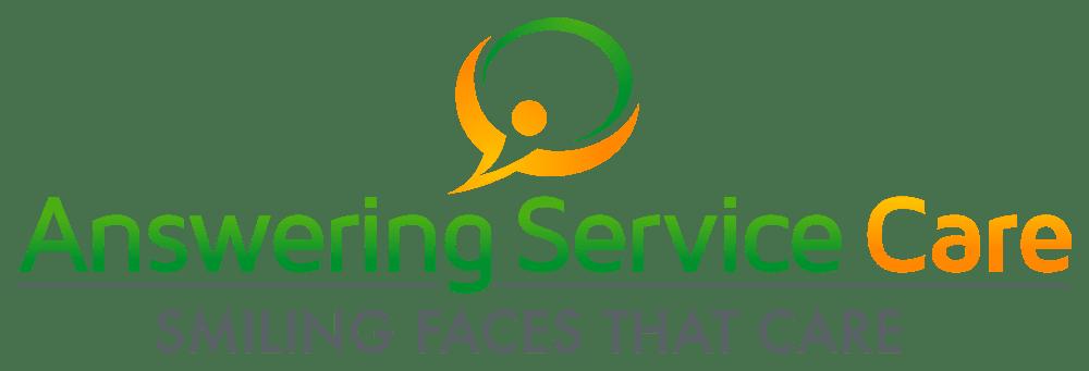 Answering Service Care Logo