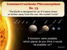 Creationist Misconceptions No. 75 - Close to the sun