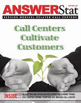 The Oct/Nov 2008 issue of AnswerStat magazine