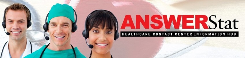 AnswerStat: the Healthcare Contact Center Information Hub