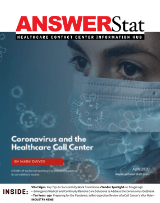April 2020-Coronavirus and the Healthcare Call Center