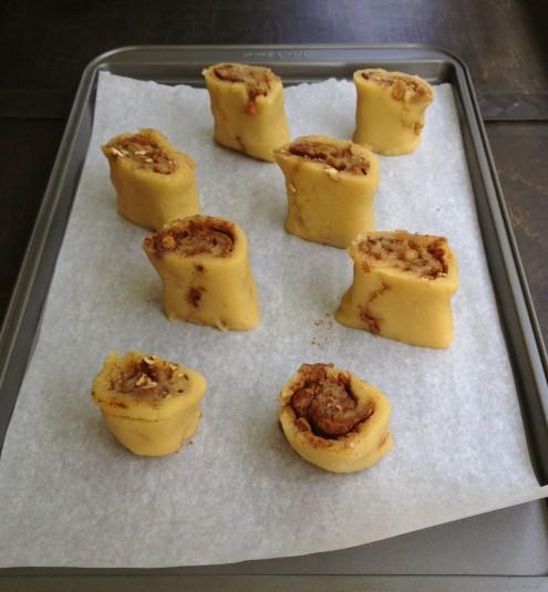 paleo cinnamon rolls