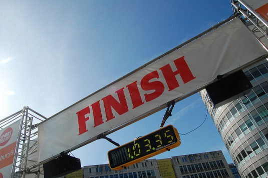 paleo diet challenge finish