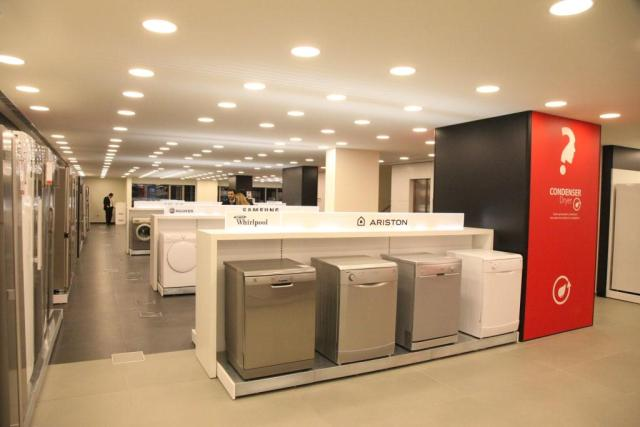 BEYTECH member of ANTAKI Holding is a retail shop specialized in a home appliances, electronics, mobile, IT, sports & kitchens, located in Beirut, Lebanon.