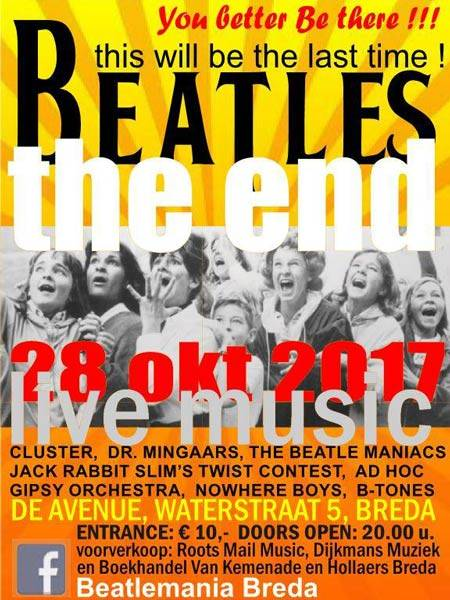 Beatlemania The End