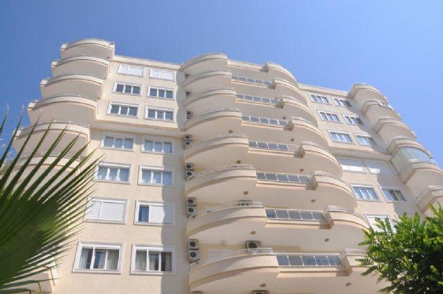 2 slaapkamer appartementen met zeezicht in Turkije