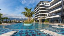 Ready Move Alanya Flats Offer Privileged Life