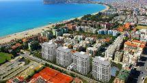 Sea View Luxury Real Estate Alanya Turkey In Complex