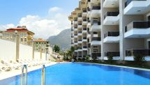 5-star Hotel Concept Apartments In Alanya