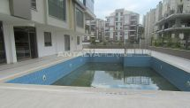 Smart Apartments With Natural Gas In Antalya Uncali