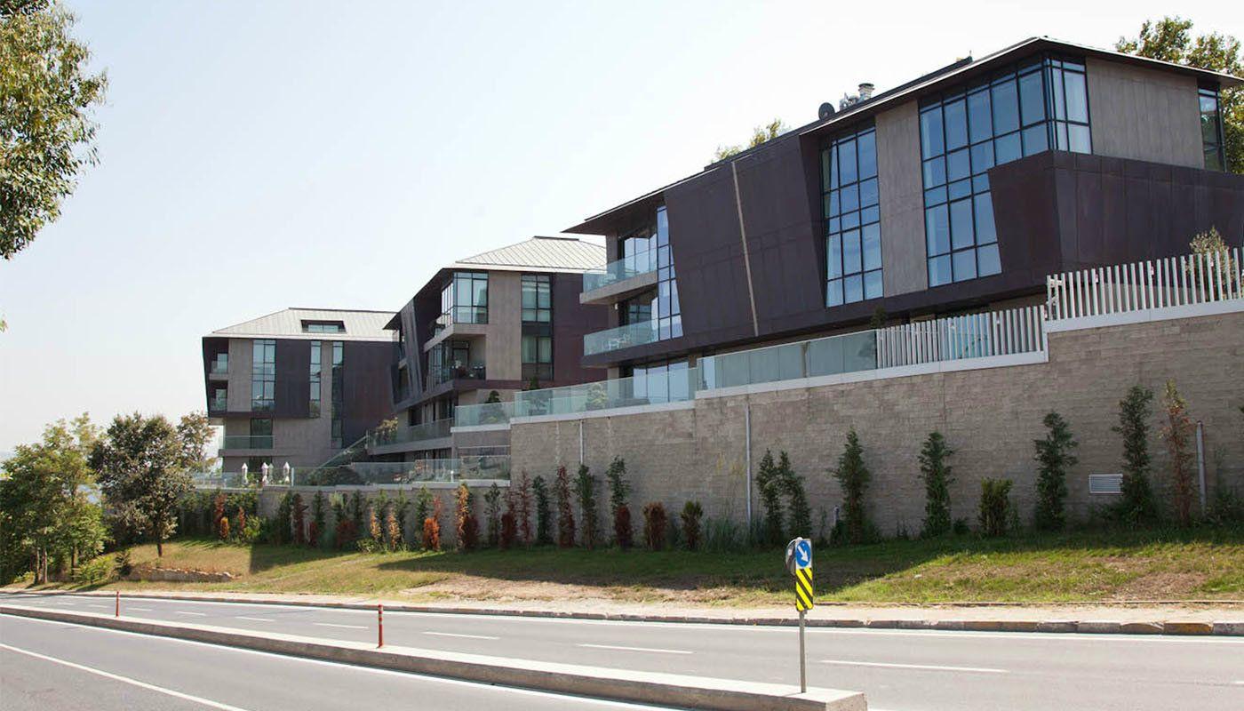 AwardWinning Istanbul Apartments with Panoramic View