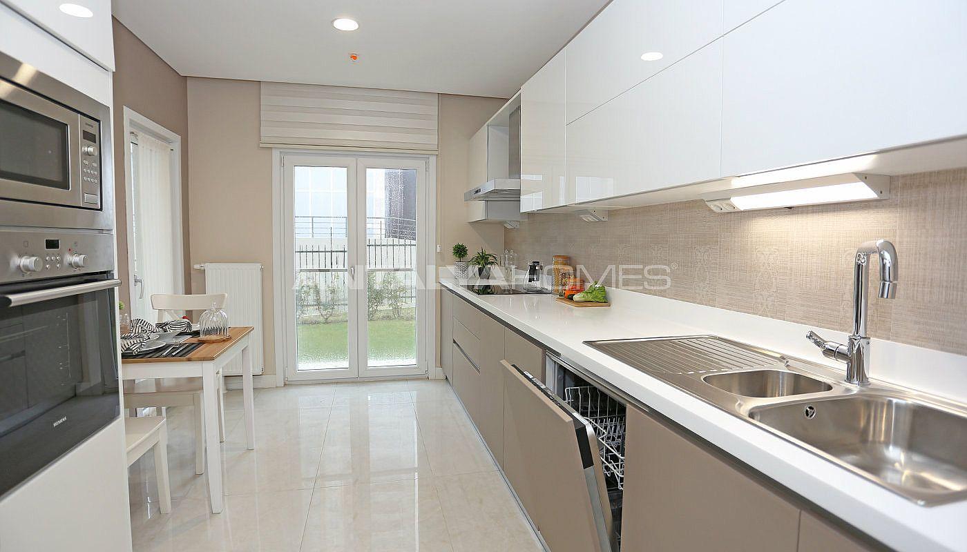 Basaksehir Appartements Avec Riche Infrastructure
