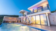 2 Bedroom Villa With Infinity Pool In Kalkan Turkey