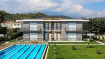Kemer Apartments With Walking Distance Beach