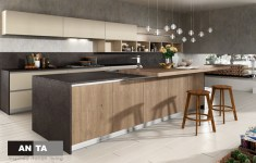 Fabulous Overseas Kitchen That Offer Incredible Views