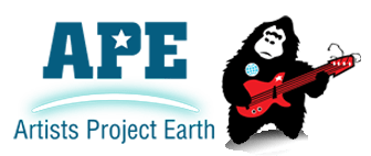 Artists Project Earth Logo