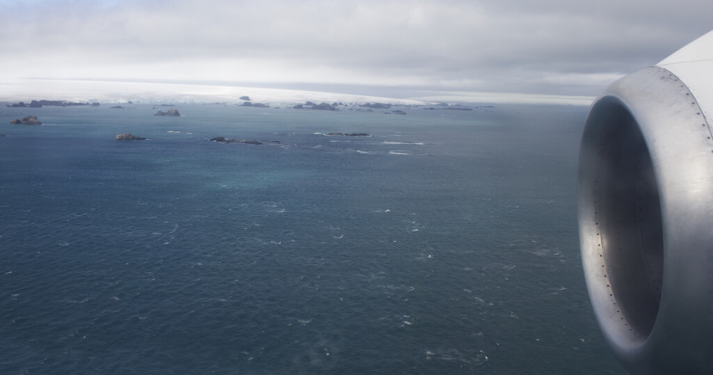 Fly the Drake passage with Antarctica21